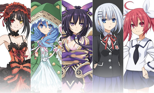 Top 5 bộ anime có dàn harem xinh đẹp nhất, càng xem lại càng thích? - Ảnh 1.
