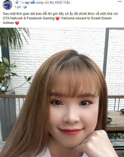 Ca sĩ Khởi My bất ngờ gia nhập Facebook Gaming, sẵn sàng tiến vào con đường stream LMHT chuyên nghiệp? - Ảnh 2.
