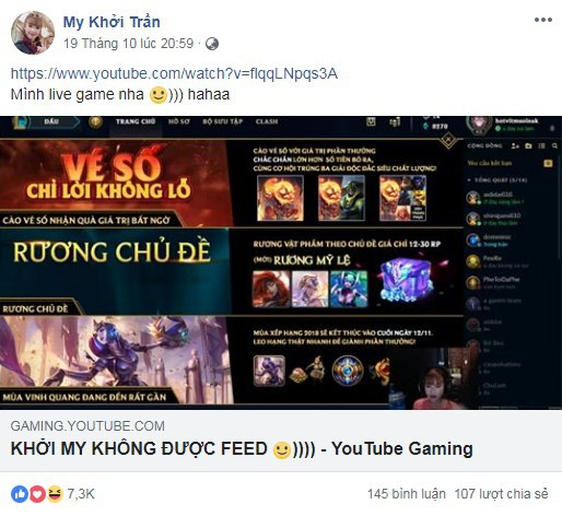 Ca sĩ Khởi My bất ngờ gia nhập Facebook Gaming, sẵn sàng tiến vào con đường stream LMHT chuyên nghiệp?