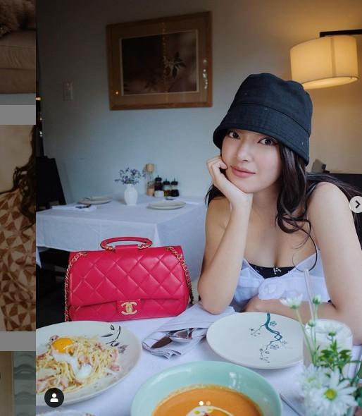 Soi nhan sắc và body siêu bốc lửa của Châu Bùi - bạn gái tin đồn bên cạnh rapper đình đám Binz - Ảnh 5.