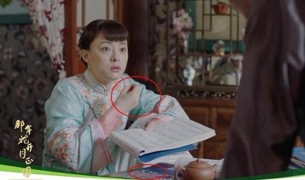 Loạt sạn ngớ ngẩn phim Hoa ngữ khiến diễn viên ngượng chín mặt: Nhọ nhất là Dương Tử bị ekip cho mặc đồ thiếu vải - Ảnh 10.