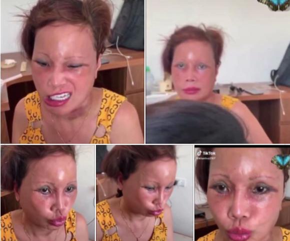 Ôm hôn tình cảm quá đà trên livestream, cô dâu 63 tuổi và chồng trẻ bị cư dân mạng chỉ trích - Ảnh 2.