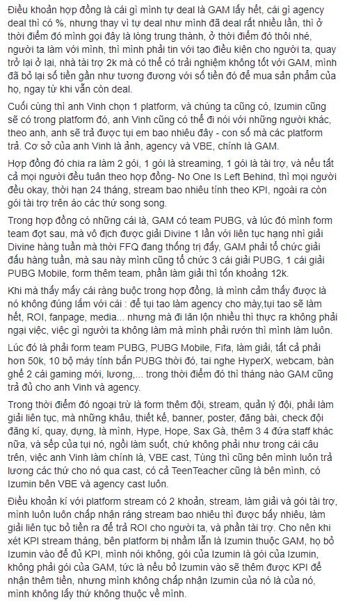 Quản lý GAM nợ lương tuyển thủ nhưng vẫn có tiền đi du lịch, mua xế hộp, HLV Yuna còn 1k trong túi vẫn không được trả tiền - Ảnh 5.