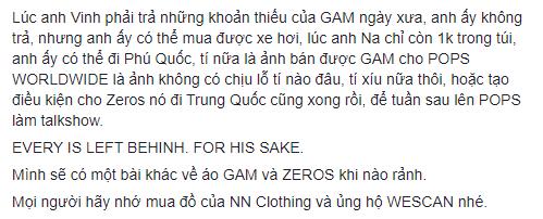 Quản lý GAM nợ lương tuyển thủ nhưng vẫn có tiền đi du lịch, mua xế hộp, HLV Yuna còn 1k trong túi vẫn không được trả tiền - Ảnh 10.