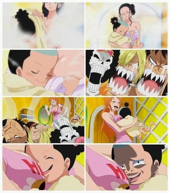 One Piece 986: Từ một cậu nhóc hám gái, Momonosuke đã trở thành niềm tự hào của Oden như thế nào? - Ảnh 1.