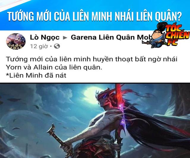 Game thủ tung bằng chứng đanh thép chứng minh Yone của LMHT nhái 100% tướng Liên Quân - Ảnh 2.