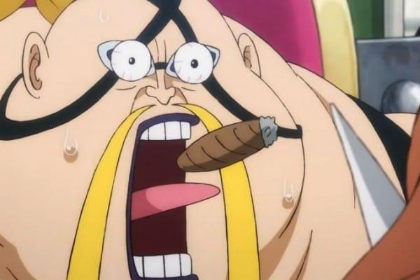 One Piece 986: Cửu Hồng Bao xuất hiện, Queen lập tức thể hiện vai trò danh hài của băng Bách Thú - Ảnh 2.