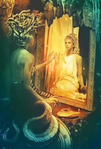 Sự thật về truyền thuyết Medusa và nỗi oan của Poseidon trong thần thoại Hy Lạp - Ảnh 2.