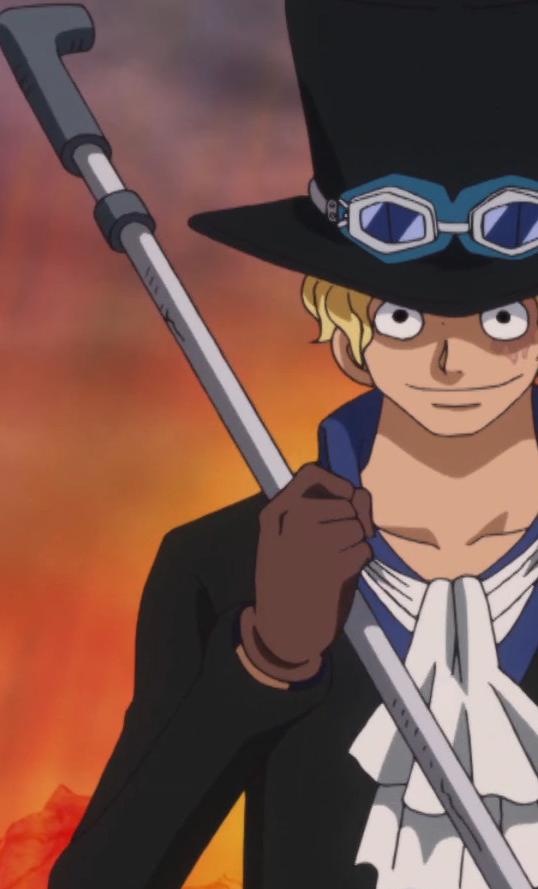 One Piece: Luffy cầm vũ khí của Sabo xuất hiện trên ảnh bìa chap mới, phải chăng sẽ có biến xảy ra? - Ảnh 2.