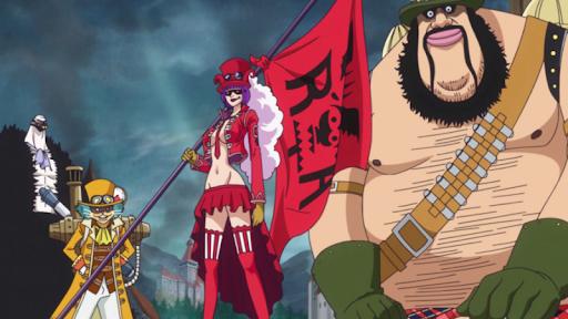 One Piece: Luffy cầm vũ khí của Sabo xuất hiện trên ảnh bìa chap mới, phải chăng sẽ có biến xảy ra? - Ảnh 4.