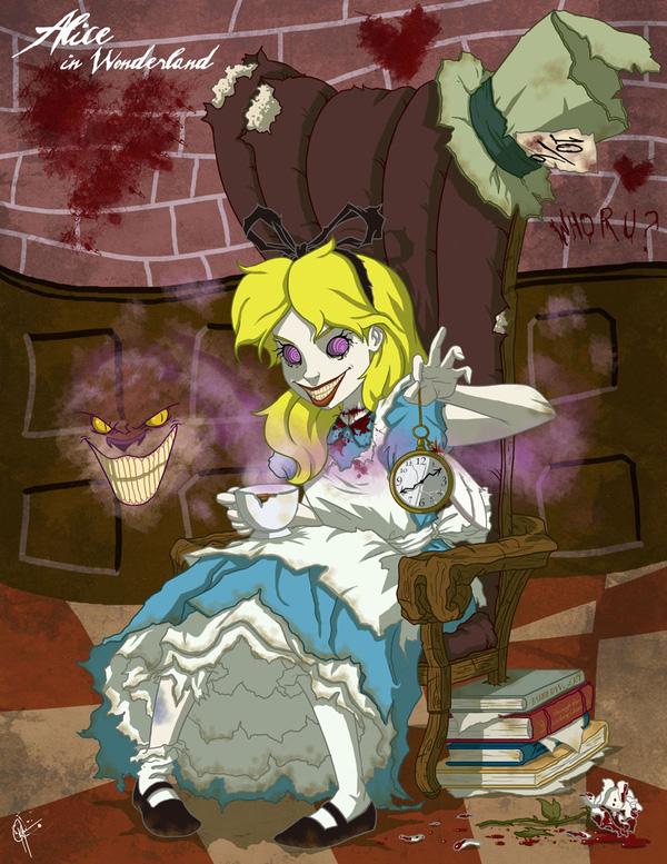 Không còn ngây thơ xinh đẹp, các nàng công chúa Disney hóa ác nhân trong loạt ảnh fanart kinh dị đầy ám ảnh - Ảnh 10.