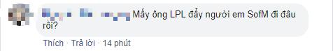 Game thủ Việt phản đối dữ dội loạt danh hiệu cá nhân của LPL - Các người đẩy SofM đi đâu rồi? - Ảnh 9.