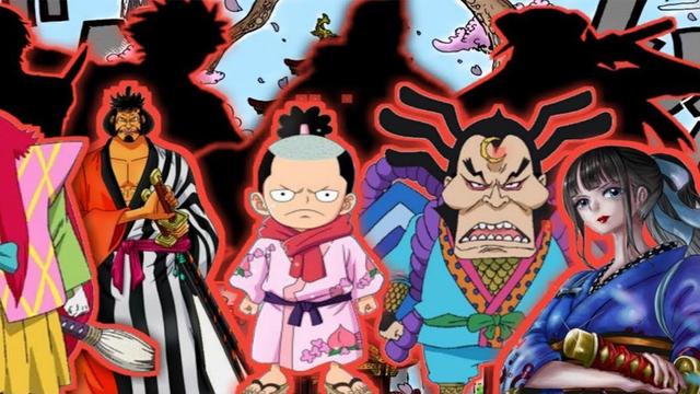 One Piece: Đánh ngã được cả Kaido nhưng tại sao Momonosuke vẫn chưa được Cửu Hồng Bao cứu? - Ảnh 2.