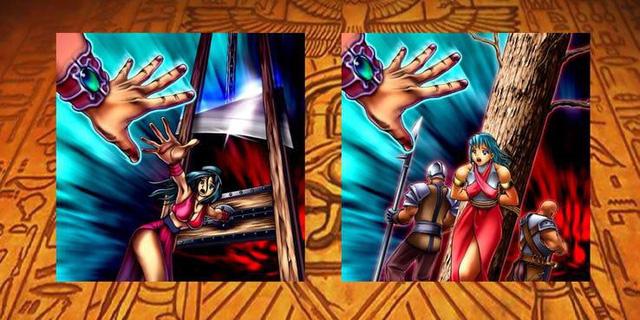 Yu-Gi-Oh: Những lá bài từng phải chỉnh sửa mới được tiếp tục tồn tại - Ảnh 2.