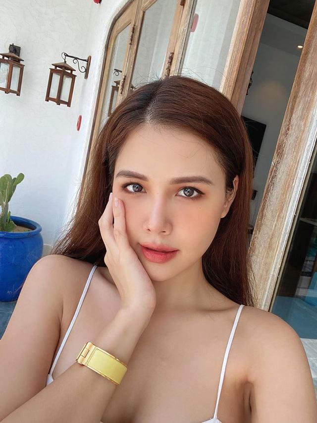 Nhan sắc Phanh Lee ngày càng quyến rũ sau đám cưới với bạn trai doanh nhân - Ảnh 6.
