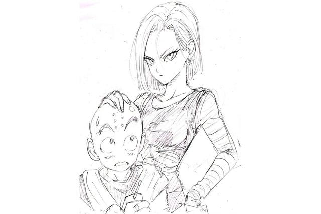 Các nhân vật Dragon Ball dưới nét vẽ của các mangaka sẽ trông như thế nào? - Ảnh 4.