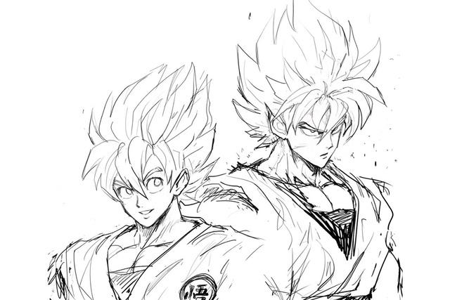 Các nhân vật Dragon Ball dưới nét vẽ của các mangaka sẽ trông như thế nào? - Ảnh 5.