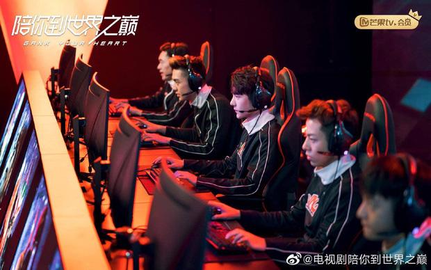 Những bộ phim về eSports quy tụ dàn nam thần đình đám, Vương Nhất Bác và Lộc Hàm đều có mặt - Ảnh 7.
