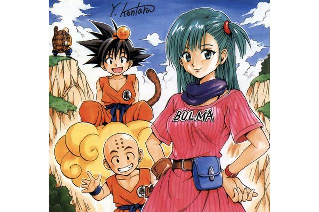 Các nhân vật Dragon Ball dưới nét vẽ của các mangaka sẽ trông như thế nào? - Ảnh 10.