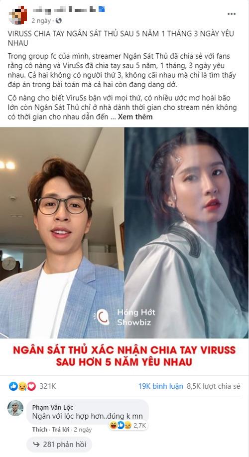 Bình luận vô duyên về câu chuyện của ViruSs, Lộc Fuho bị cộng đồng mạng chỉ trích, ném đá tơi bời - Ảnh 1.