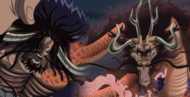 One Piece: Không phải hóa Rồng, đây mới là dạng biến hình mạnh nhất của tứ hoàng Kaido - Ảnh 2.