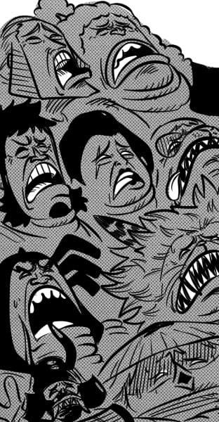 One Piece 988: Chết cười với ảnh chế Kaido thổi bay mặt trăng, Enel bất đắc dĩ tham gia vào trận chiến Wano - Ảnh 2.