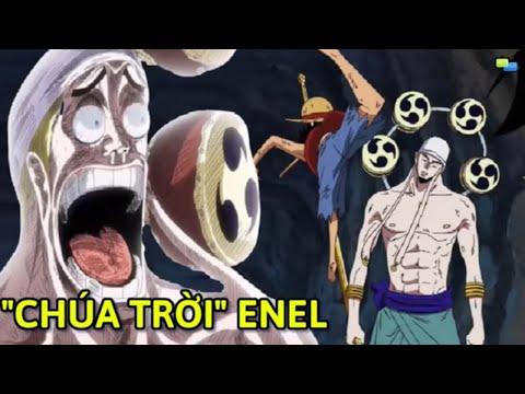 One Piece 988: Chết cười với ảnh chế Kaido thổi bay mặt trăng, Enel bất đắc dĩ tham gia vào trận chiến Wano - Ảnh 3.