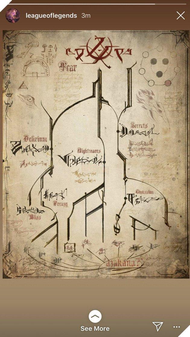 Giải mã 10 ác quỷ bí ẩn trong Phả Hệ Quỷ của LMHT: Thủy tổ ghê rợn tạo nên từ những