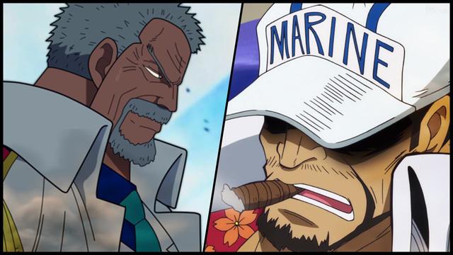 One Piece: Nếu ngày ấy Garp đấm Akainu, liệu đô đốc này có bay màu trong một nốt nhạc? - Ảnh 3.