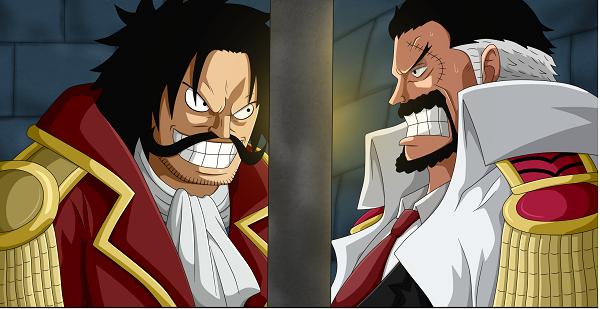 One Piece: Nếu ngày ấy Garp đấm Akainu, liệu đô đốc này có bay màu trong một nốt nhạc? - Ảnh 2.