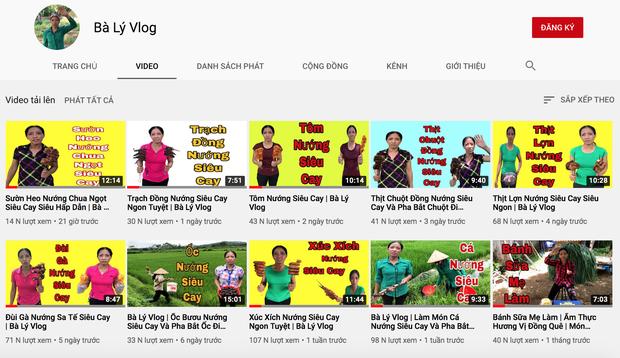 """Vừa ra mắt, chưa kịp nổi tiếng mà Bà Lý Vlog đã vướng phải hàng loạt lùm xùm: từ nghi vấn """"đạo nhái"""" đến nói từ nhạy cảm - Ảnh 4."""