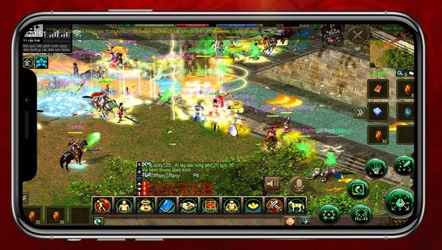 Jx1 Efunvn Mobile - tựa game di động tái hiện hoàn hảo nhất Võ Lâm Truyền Kỳ 2005 - Ảnh 1.