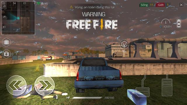 Hình ảnh Free Fire thuở sơ khai khi chưa về tay Garena, được vận hành 100% bởi người Việt và hoàn toàn không hút máu - Ảnh 9.