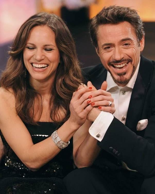 Những cặp đôi quyền lực từ màn ảnh tới hậu trường Hollywood - Ảnh 1.