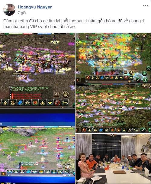 Hàng trăm Bang Hội được thành lập trong Jx1 Efunvn Mobile - Ký ức Võ Lâm Truyền Kỳ chưa bao giờ sống động đến thế - Ảnh 1.