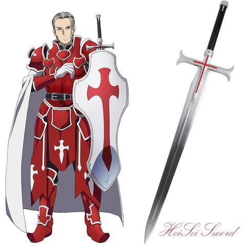 Liberator là thanh kiếm công thủ toàn diện