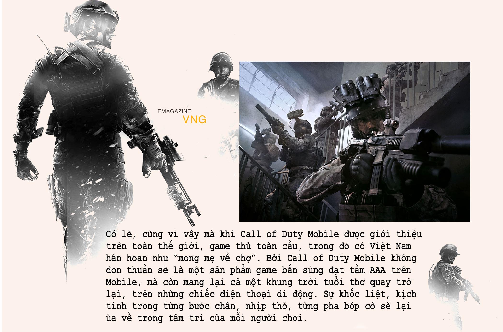 Call of Duty: Mobile VN – Hành trình từ huyền thoại của ngành game thế giới đến tượng đài bất diệt FPS di động - Ảnh 2.