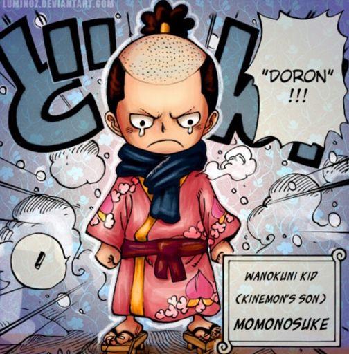 One Piece: Đã mắt với bức ảnh Momonosuke 28 tuổi tự tin muốn đối đầu với tứ hoàng Kaido - Ảnh 2.