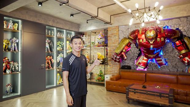 Lên livestream giới thiệu nhà mới, Độ Mixi thu hút gần 250.000 lượt xem trực tuyến, nhìn bộ sưu tập Dragon Ball mà chỉ biết ước - Ảnh 1.