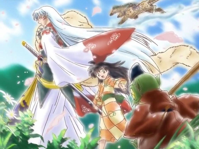 Hậu truyện Inuyasha: Sau khi tạo hình về đời con cháu được hé lộ, vợ của Sesshoumaru được réo tên khắp thế giới yêu quái - Ảnh 4.