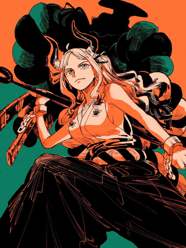 One Piece: Vào sinh ra tử cùng Luffy, nhiều fan cho rằng Yamato mới là tình địch mới của Boa Hancock? - Ảnh 4.