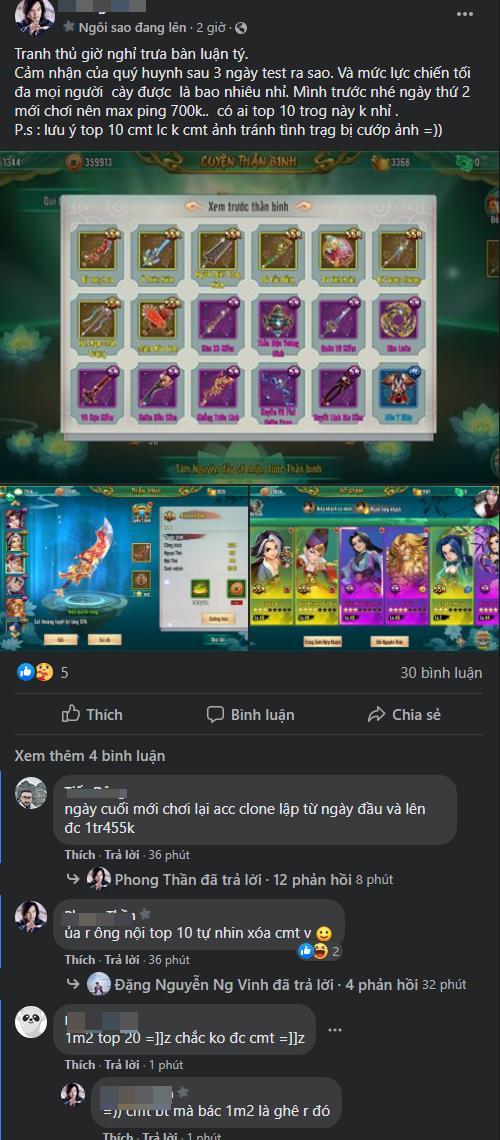Cộng đồng game thủ Việt chung tay giúp Đại Hiệp Khách tối ưu game hậu Alpha Test, sẵn sàng giành lại thị phần từ game Trung Quốc - Ảnh 4.