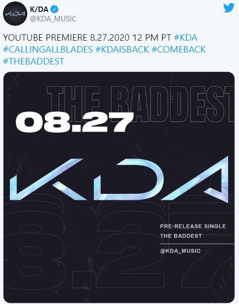 LMHT: Nhóm nhạc K/DA sẽ come back vào cuối tháng này với sản phẩm mới toanh khiến fan đứng ngồi không yên - Ảnh 2.