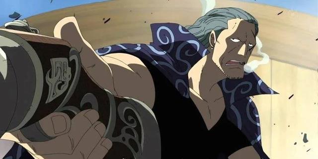 10 cánh tay phải mạnh nhất trong One Piece, chưa ai có thể vượt qua được thầy của Luffy - Ảnh 8.