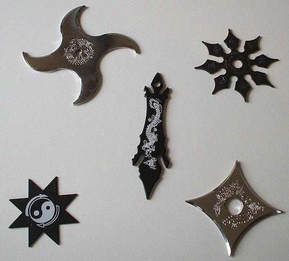 Top những điều mà bạn có thể chưa biết về Shuriken - Món vũ khí đắc lực của các ninja - Ảnh 4.