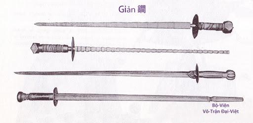 Giản – Vũ khí thần thánh trong tiểu thuyết võ hiệp, nhưng vô dụng trên chiến trường - Ảnh 1.