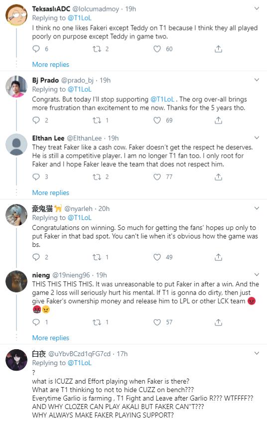 Cộng đồng Hàn Quốc phẫn nộ vì cách T1 đối xử với Faker: T1 coi Faker như con bò chỉ để vắt ra tiền vậy - Ảnh 2.