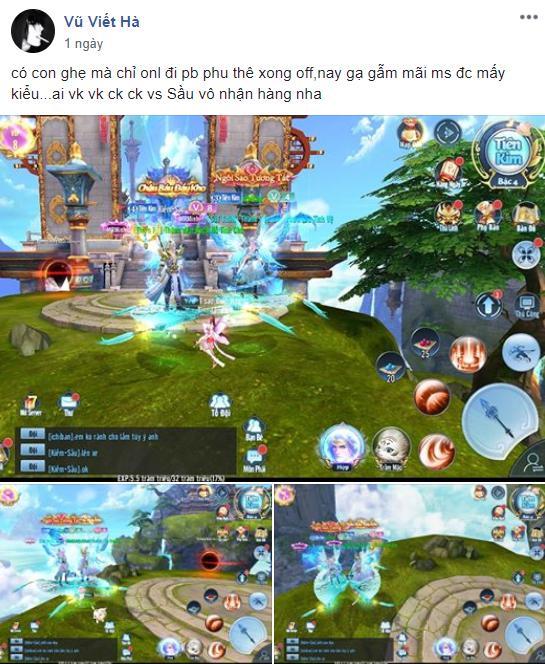 Leo TOP Trending chỉ sau 24h, Ảnh Kiếm 3D dùng cái chất nhập vai trọn vẹn để chinh phục cộng đồng game thủ Việt như thế nào? - Ảnh 17.