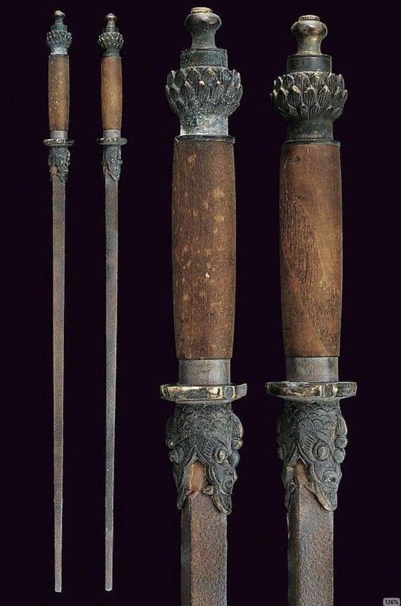 Giản – Vũ khí thần thánh trong tiểu thuyết võ hiệp, nhưng vô dụng trên chiến trường - Ảnh 4.