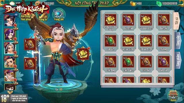 Game Việt Đại Hiệp Khách công bố lộ trình ra mắt, ấn định Open Beta 28/8, tải game ngay tại đây! - Ảnh 7.